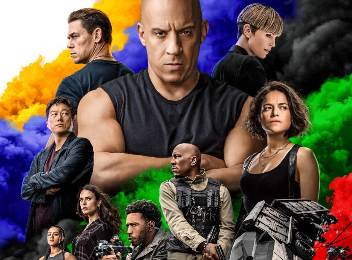 Fast & Furious 9: il nuovo trailer celebra la riapertura dei cinema