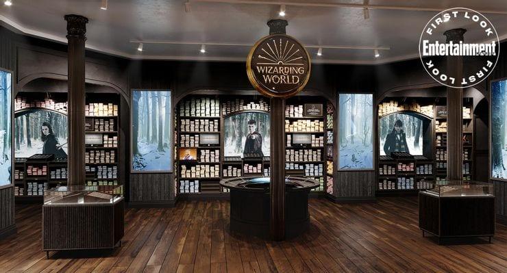 Store di Harry Potter