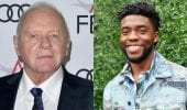 Oscar 2021: Anthony Hopkins omaggia Chadwick Boseman