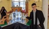 Luca Petraglia: le opere LEGO dell'artista in mostra a Palazzo Rasponi a Ravenna