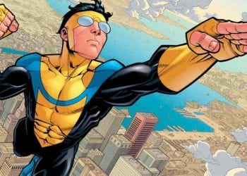 Invincible di Robert Kirkman - Mark Grayson