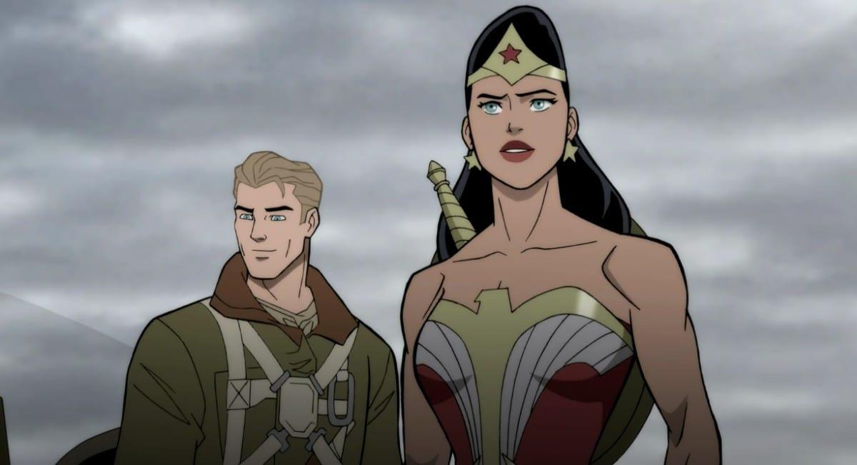 Justice Society: World War II, nuova clip dal film di animazione DC