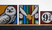 LEGO Art, le istruzioni alternative per i mosaici di Mickey Mouse e Harry Potter