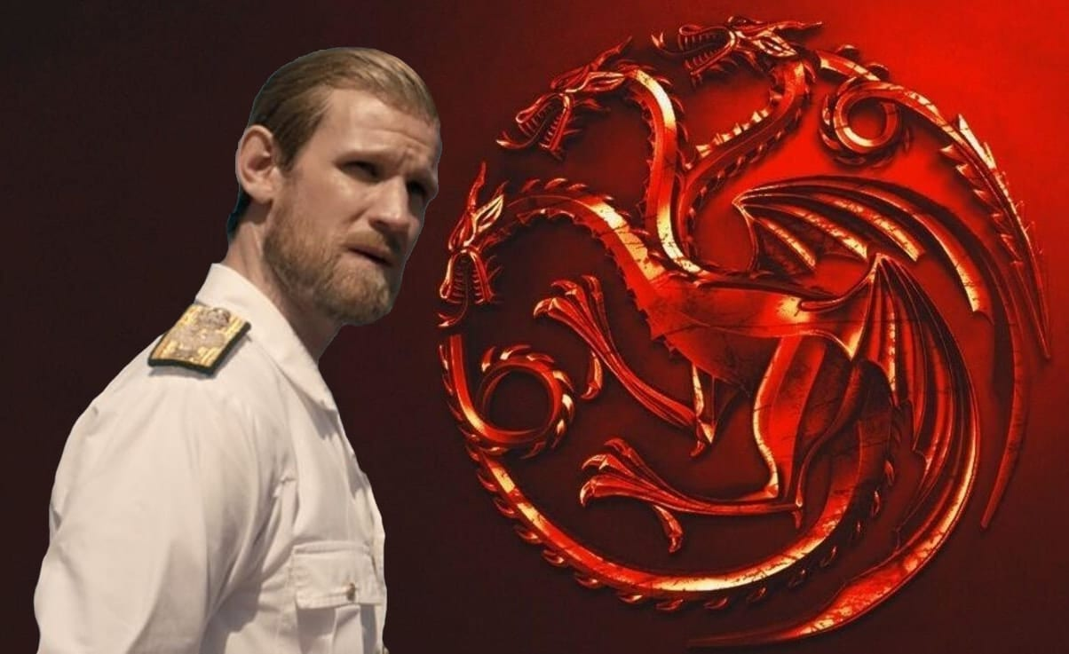 Matt-Smith-house of the dragon