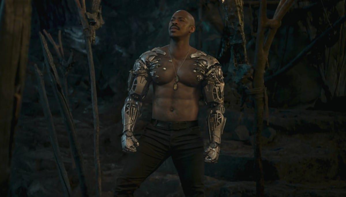 Mortal Kombat: la nuova clip dedicata a Jax