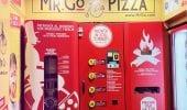 Pizza, a Roma arriva un distributore automatico: piangono i puristi, ma va bene così