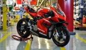 Ducati: niente moto elettriche, non nell'immediato almeno