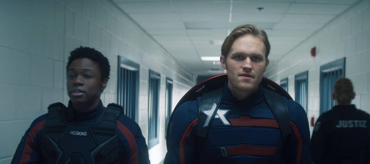 The Falcon and The Winter Soldier: nuove immagini dal terzo episodio