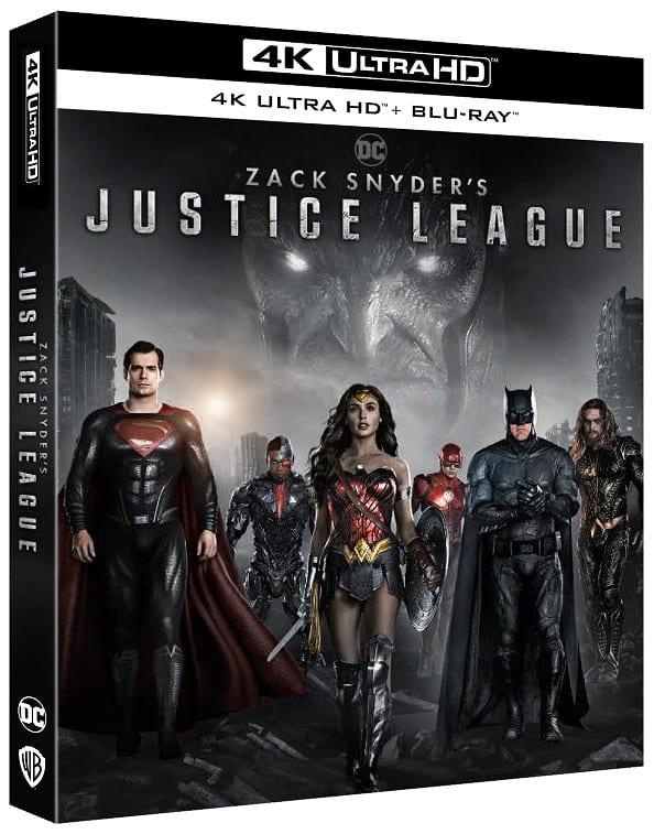 Zack Snyder's Justice League: il film arriva in Home Video a maggio