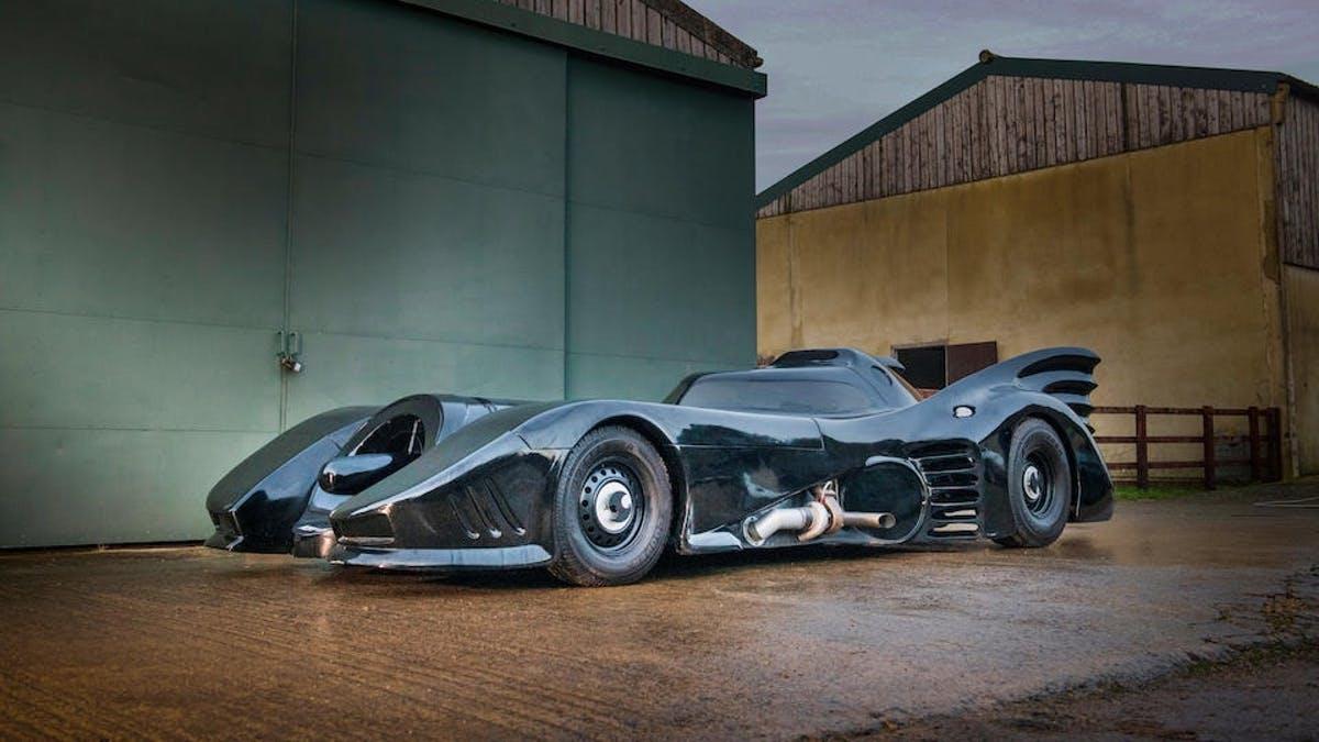 Batmobile, Batman '89