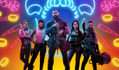 Army of the Dead: il nuovo poster in stile Las Vegas del film