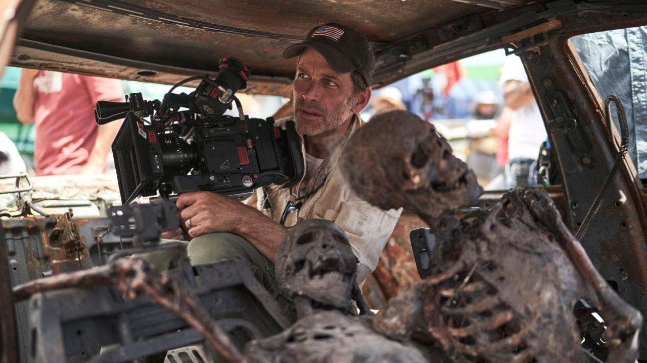 Army of the Dead Theo Rossi su Zack Snyder