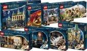 LEGO Harry Potter: presentati ufficialmente gli otto set per festeggiare l'anniversario del maghetto