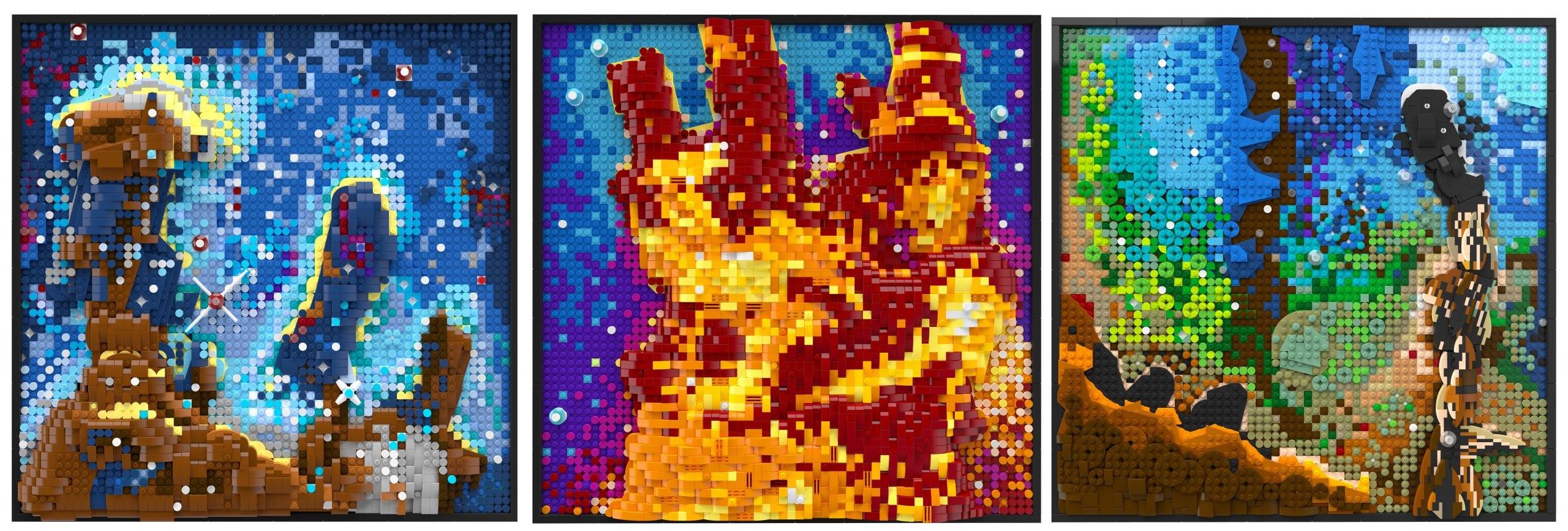 LEGO Hubble