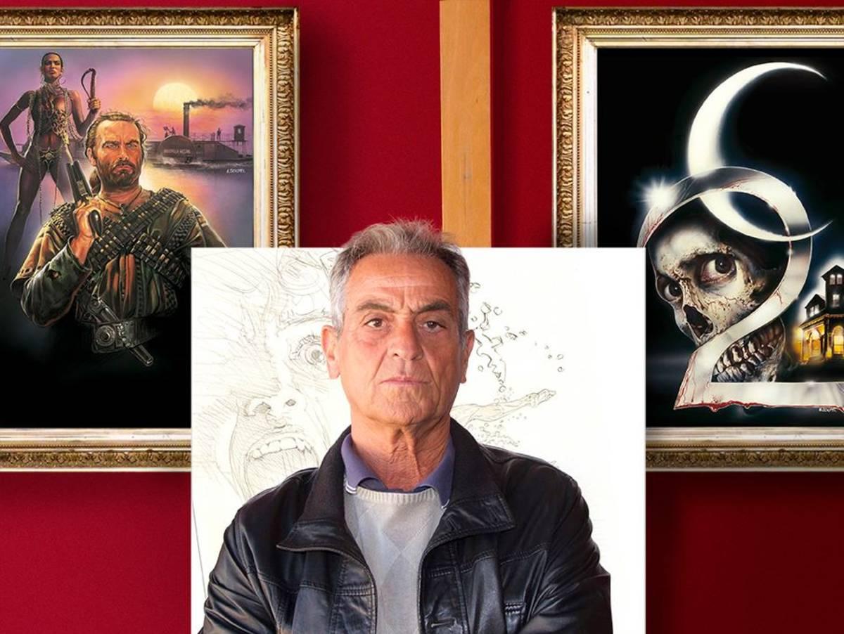 Enzo Sciotti: addio al grande autore di locandine cinematografiche