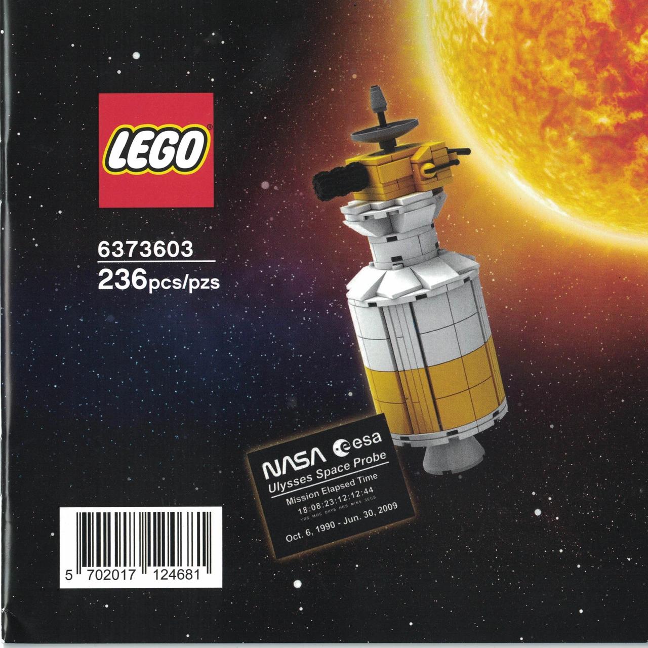 LEGO Ulysses