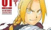 Fullmetal Alchemist: la nuova versione del manga arriverà a maggio