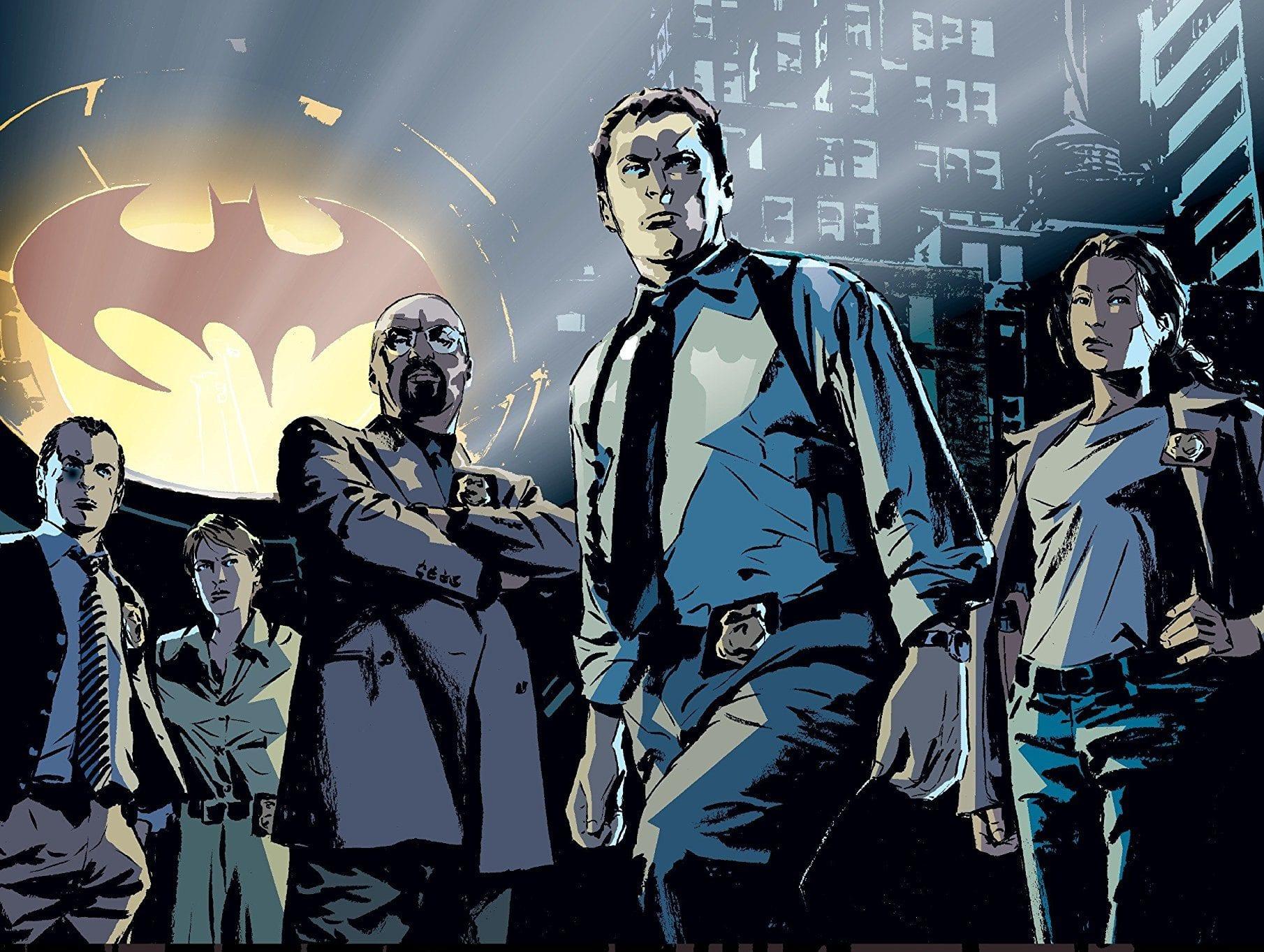 gotham-central-Gotham PD