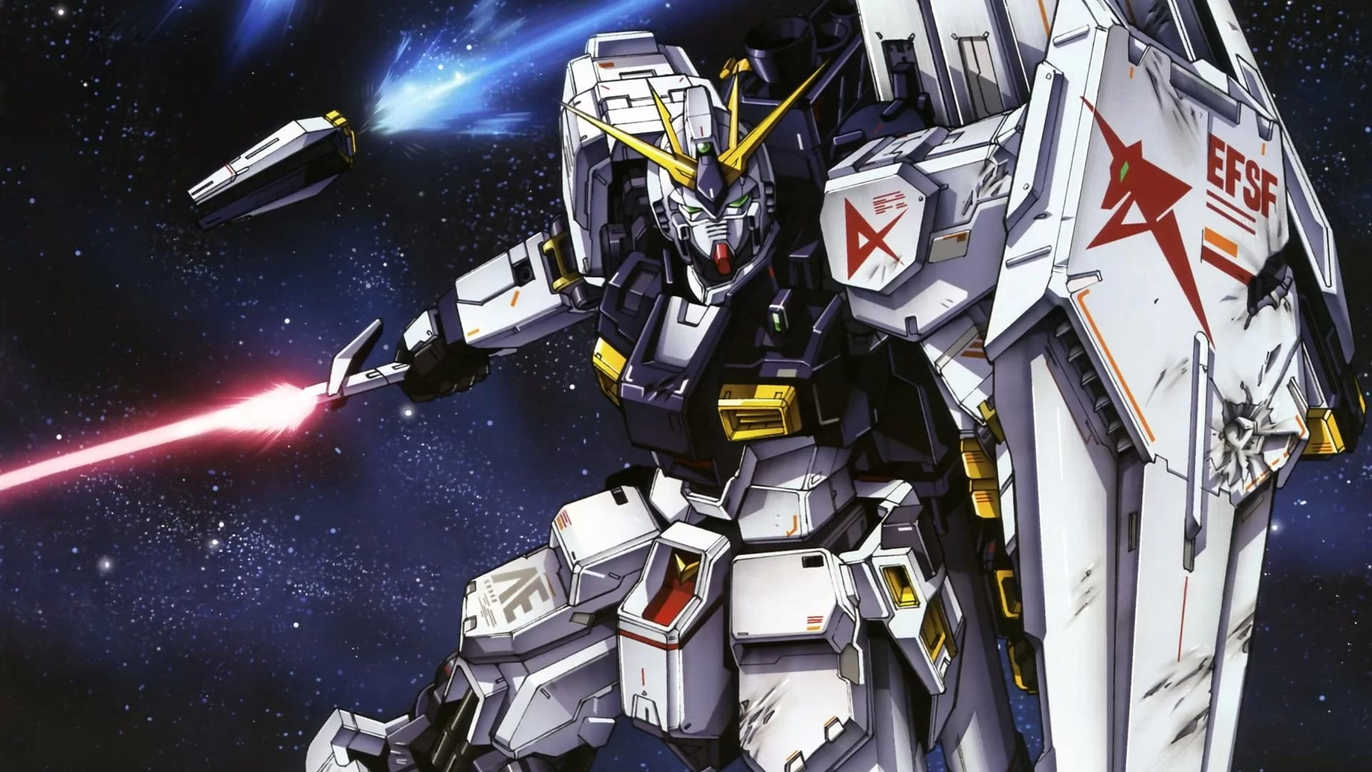 Gundam live action poster