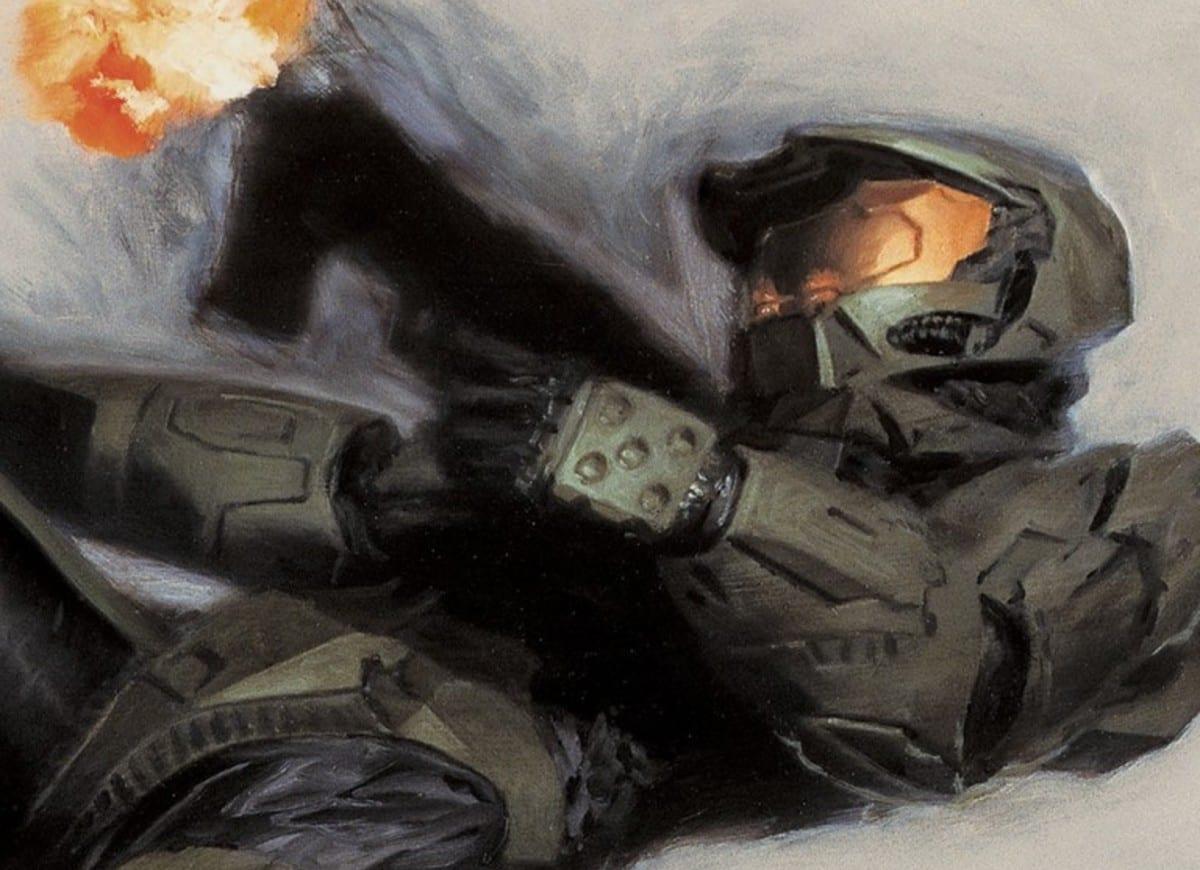 Halo Graphic Novel: Drak Horse ristampa il fumetto ispirato al noto videogioco