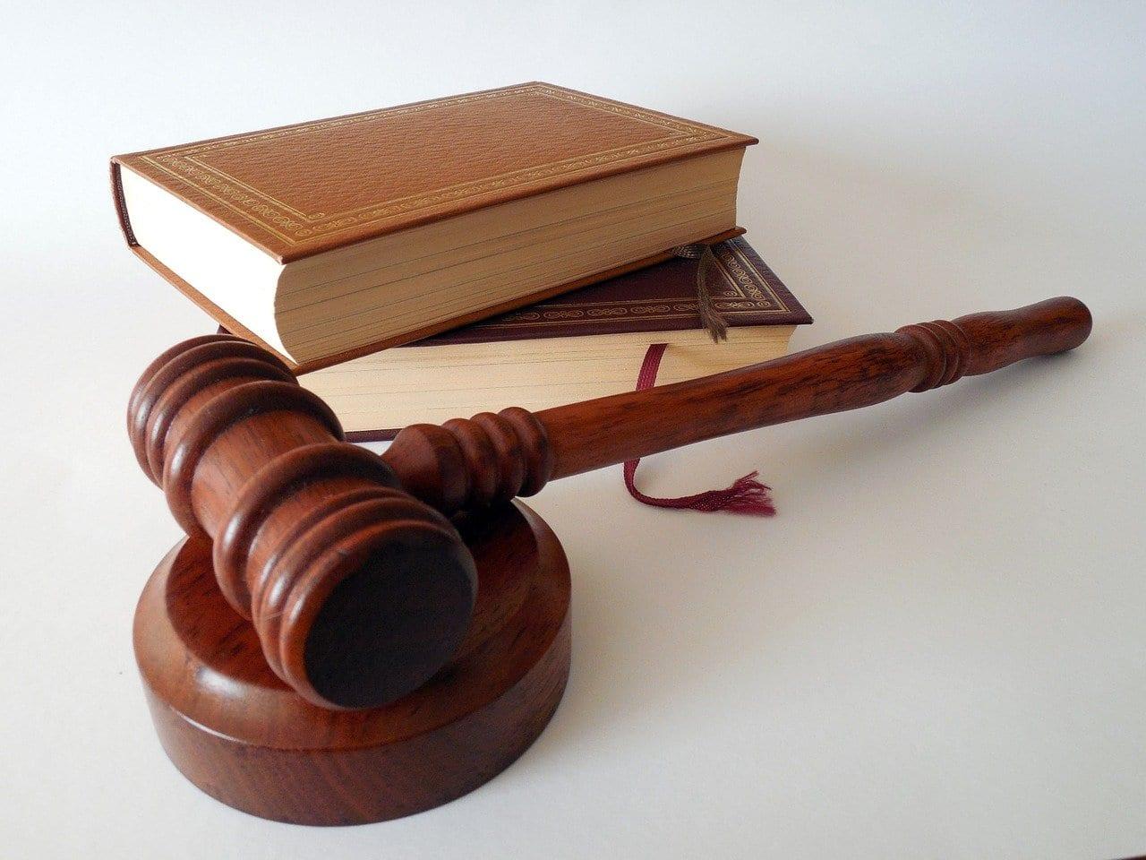 martelletto da tribunale