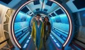 Intergalactic: Sky rivela trailer e data di uscita della serie tv sci-fi