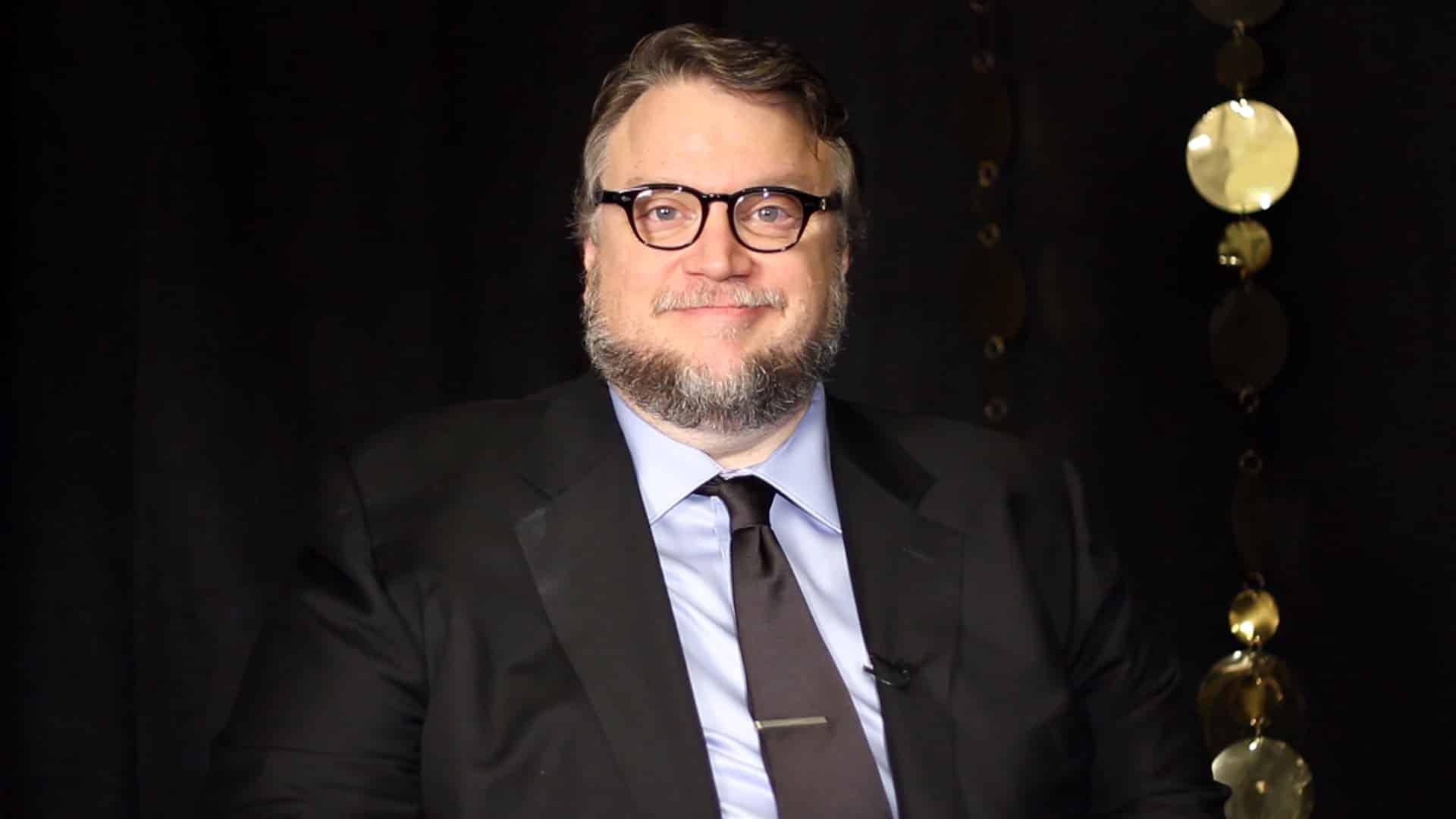La forma dell'acqua Guillermo del Toro