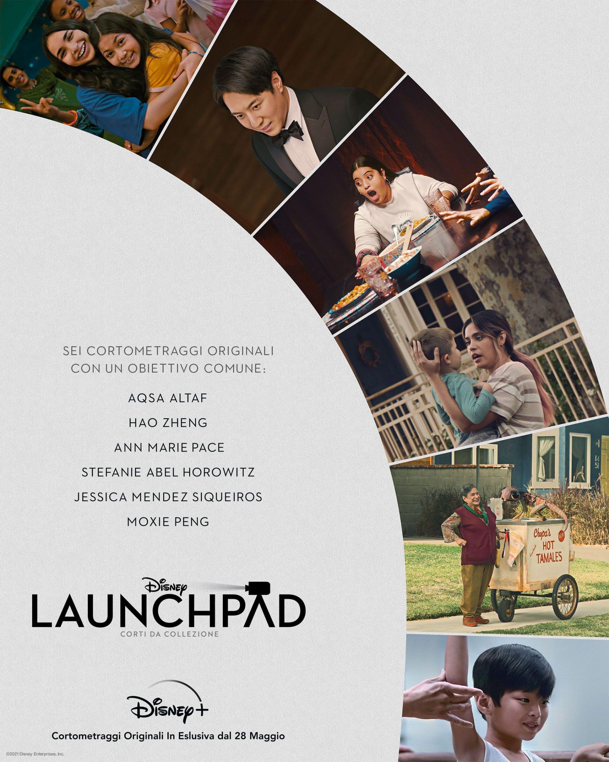 Launchpad trailer