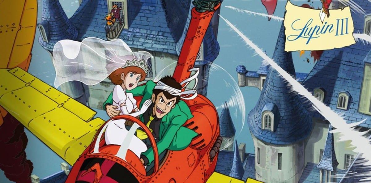 Lupin III – Il castello di Cagliostro torna in formato Home Video