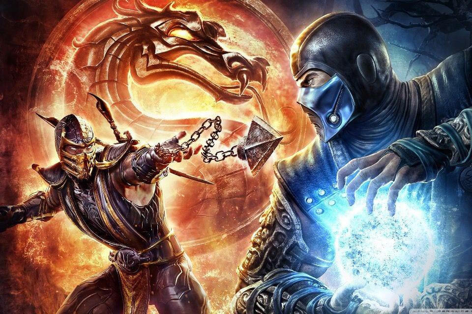 Mortal Kombat nuova clip