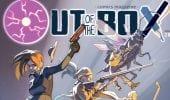 Out Of The Box: l'anteprima delle tavole dell'antologia a fumetti