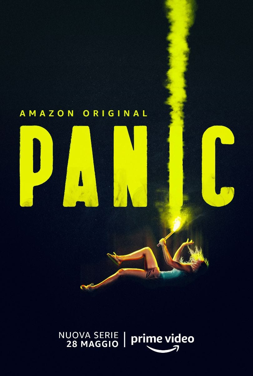 Panic poster ufficiale serie tv