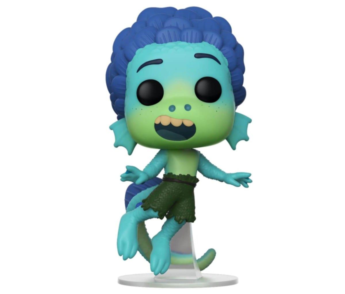Luca: rivelati i Funko POP! del film Pixar