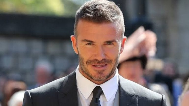 Save Our Squad David Beckham