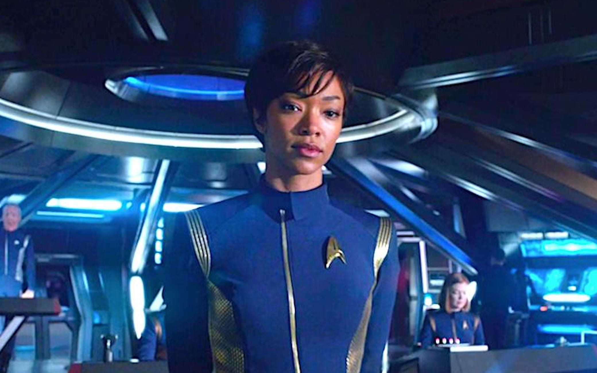 Star Trek Discovery teaser trailer