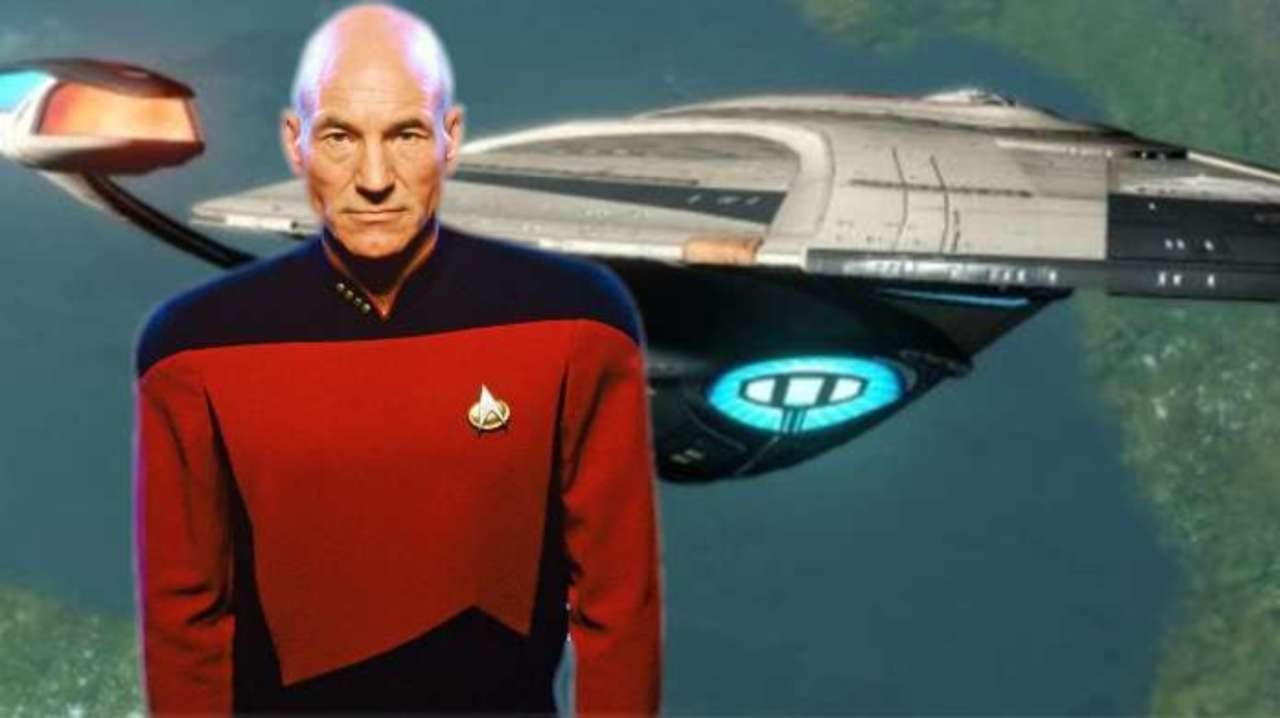 Star Trek Picard 2 teaser trailer