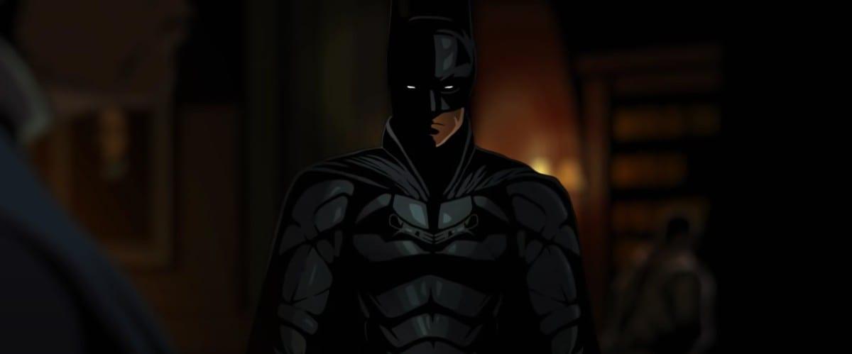 The Batman: il fan trailer animato del film con Robert Pattinson