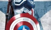 The Falcon and The Winter Soldier: Sam Wilson è Captain America nel nuovo poster