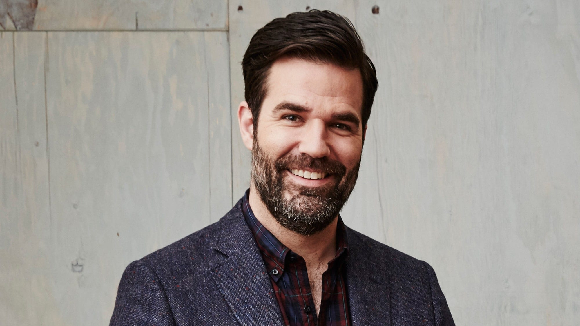 The Man Who Fell to Earth Rob Delaney