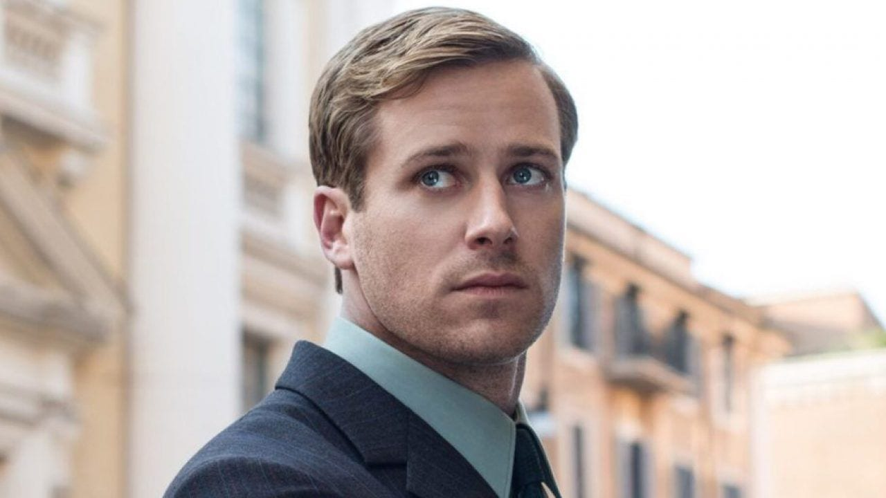 The Minutes Armie Hammer