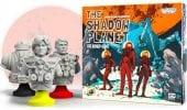 The Shadow Planet: in arrivo il gioco da tavolo ispirato al fumetto