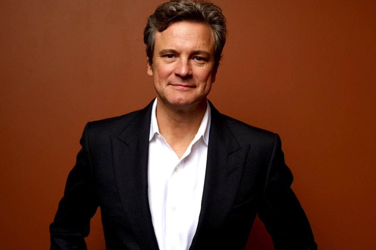 The Staircase Colin Firth