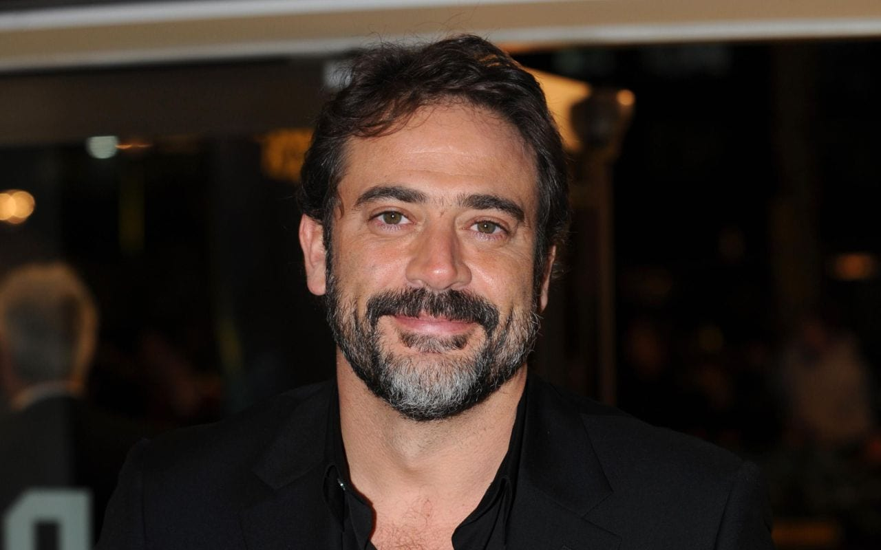 The Walking Dead 11 con il figlio di Jeffrey Dean Morgan