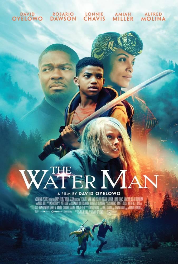 The Water Man: trailer e poster del film con Rosario Dawson
