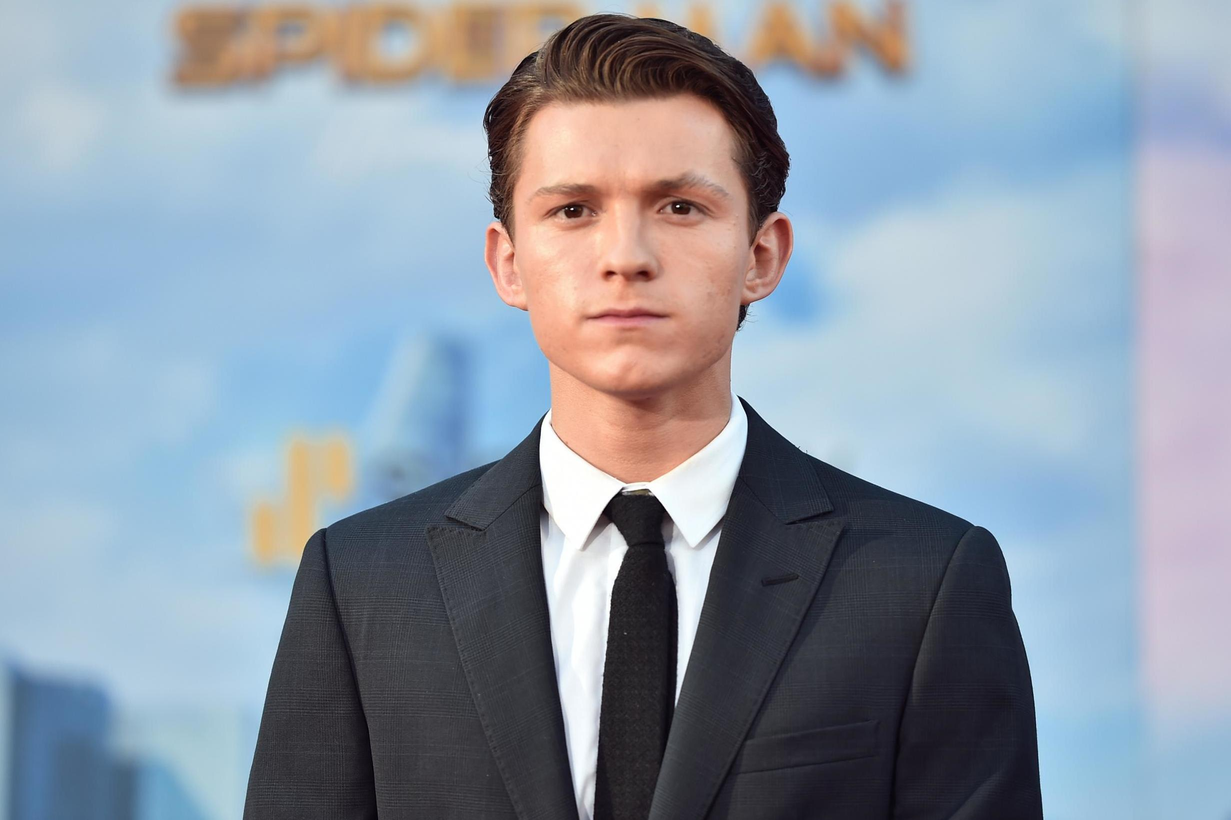 Tom Holland, The Crowded Room