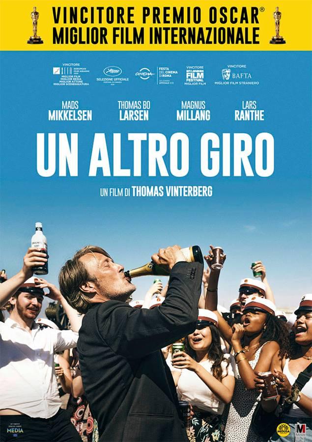 Un altro giro: il film premio Oscar arriva al cinema a maggio