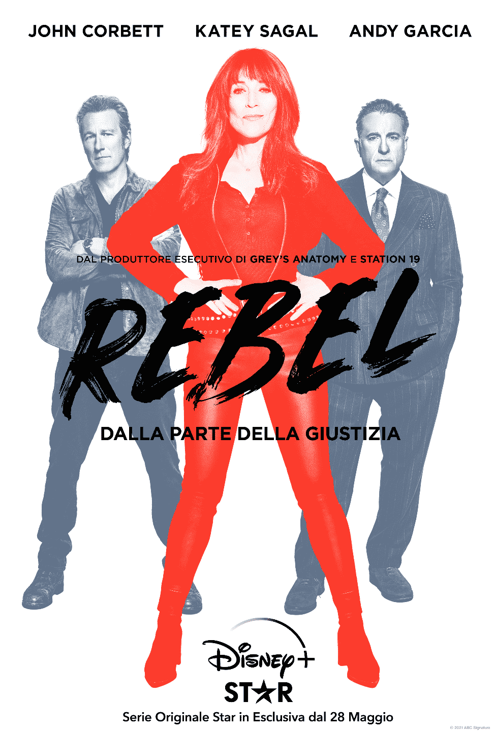 Rebel, Disney+