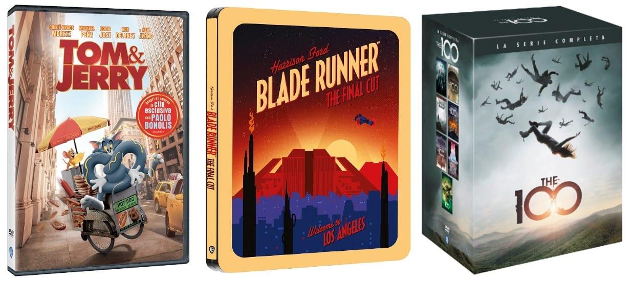 Warner Bros: le uscite Home Video di maggio