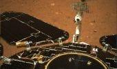 Marte: il rover della Cina invia le prime immagini del Pianeta Rosso