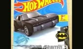 The Batman: ecco la Batmobile di Hot Wheels
